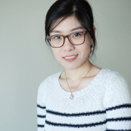 "Headshot of Yixuan ""Janice"" Zhang, PhD student"